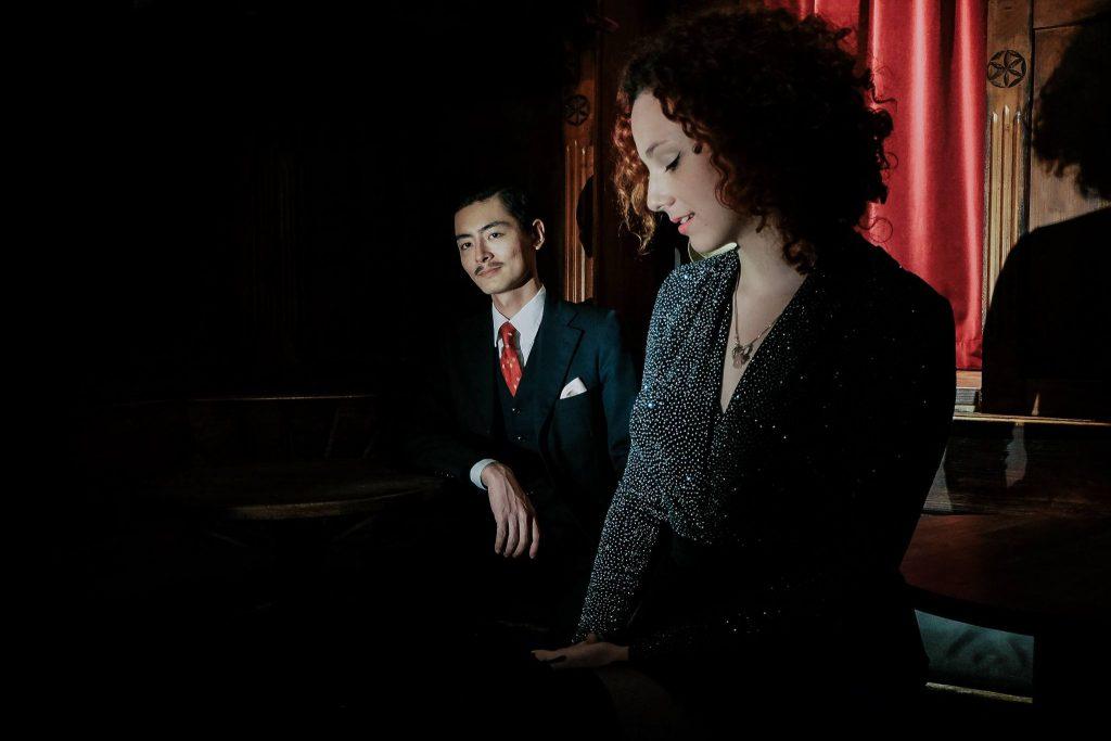 Modern Vocal Jazz Duo